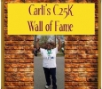Carl's Couch to 5K Wall of Fame