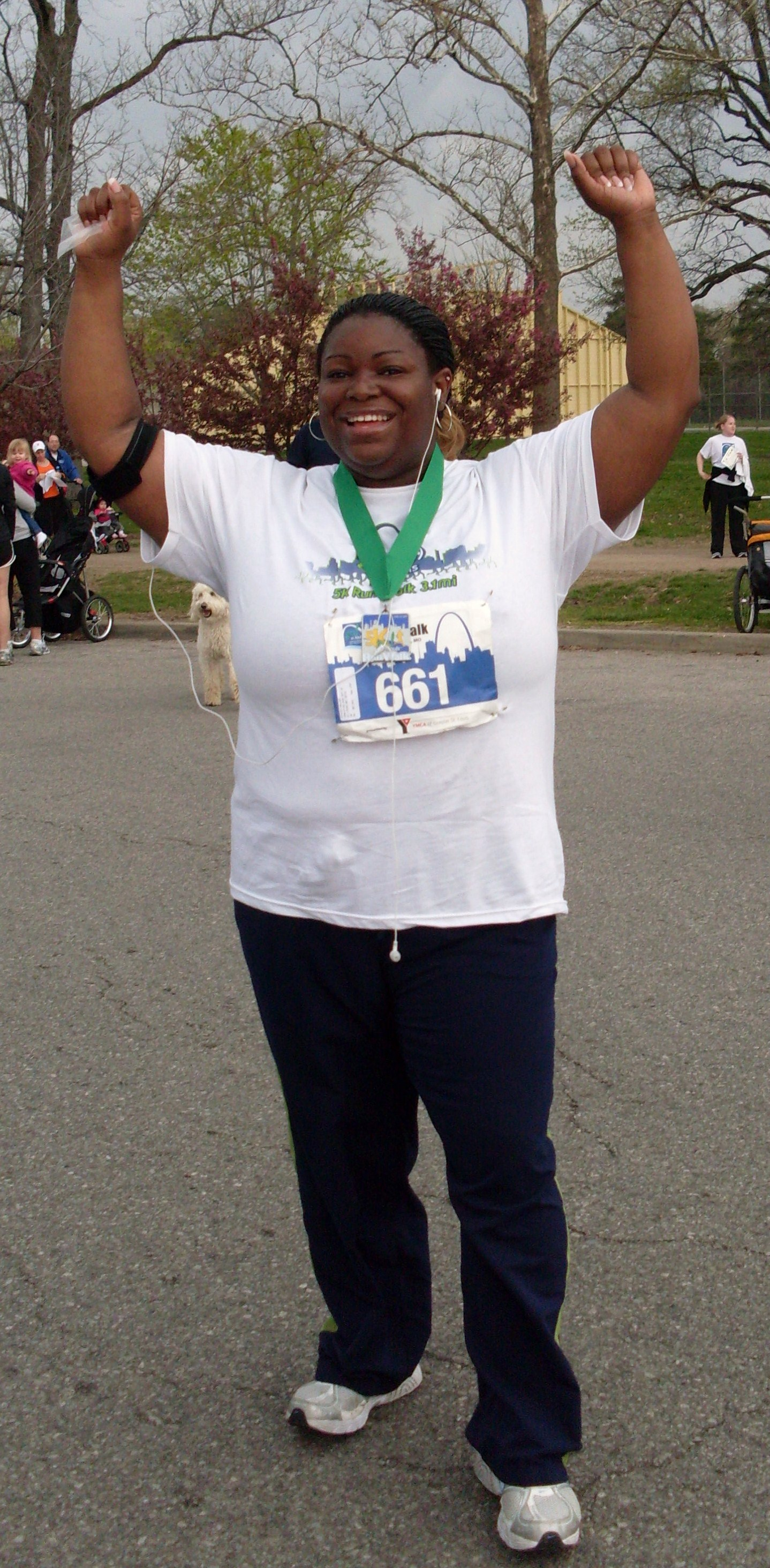 My 1st 5k Race