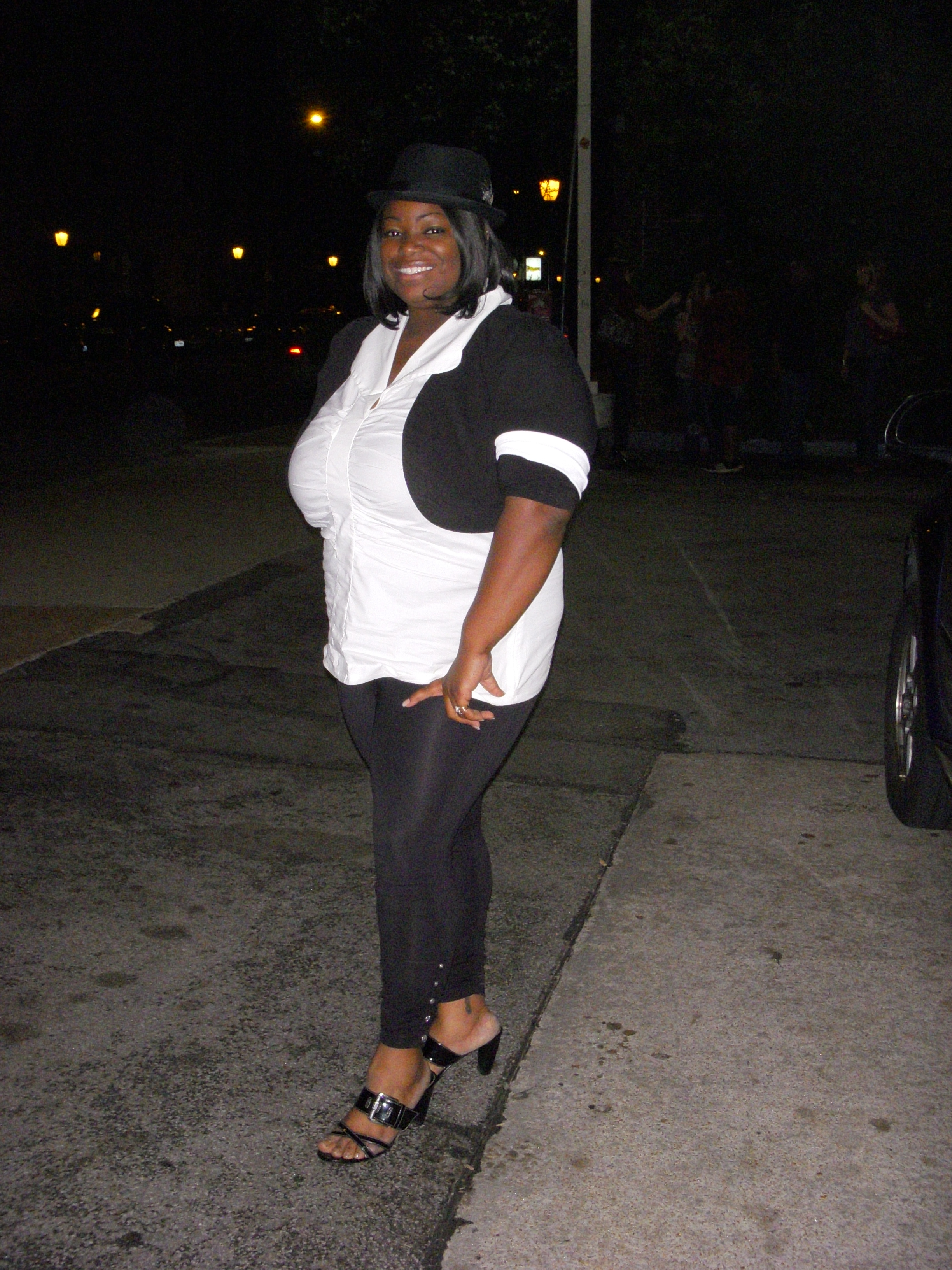 MJ Party Pic Of Me