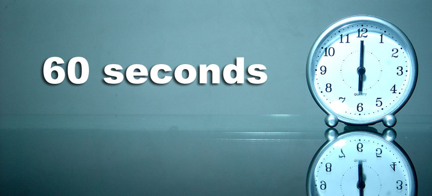 60 Seconds Fame do Anything For 60 Seconds