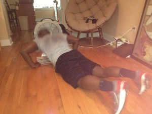 Insanity Push Ups